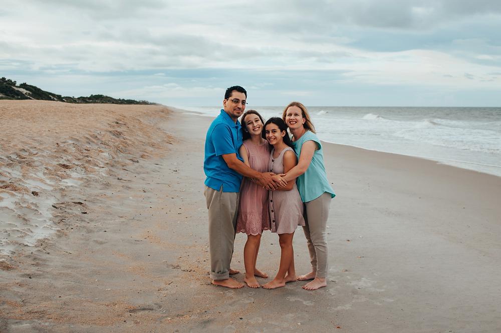 jacksonville beach family photographer