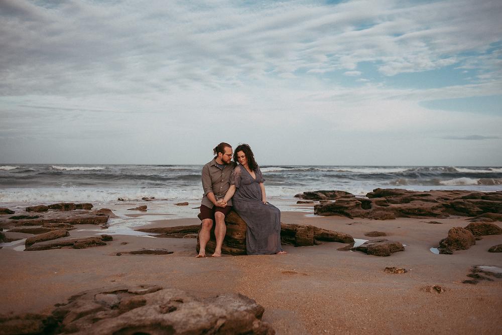 crescent beach maternity photos