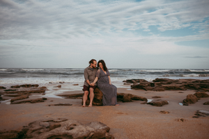 crescent beach maternity photos
