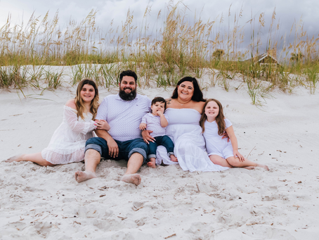Beach Family Photography Atlantic Beach, Florida