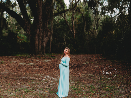 Waiting | Maternity Photography Jacksonville |  Maternity Portrait Photographer