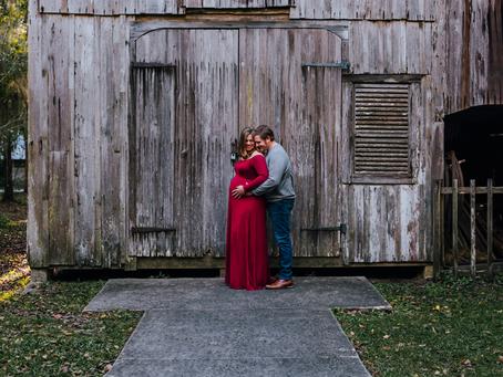 Maternity Monday | Jacksonville FL Maternity Photographer | Maternity Photos
