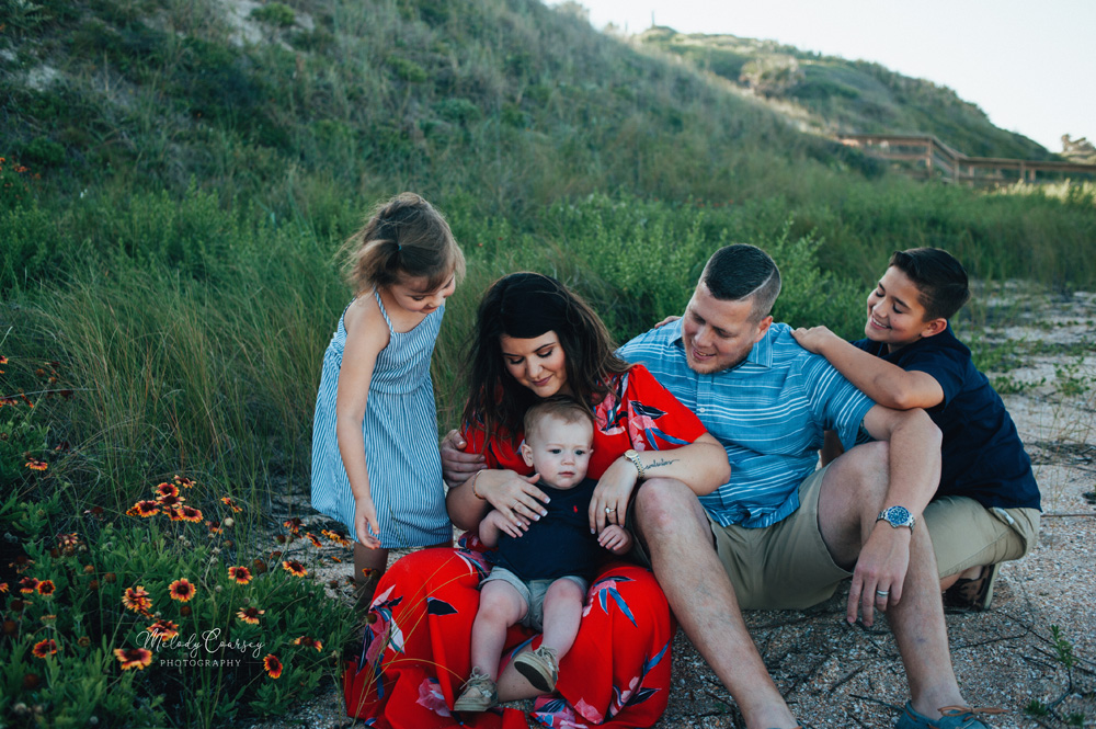 north florida beach family photographer