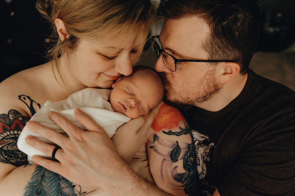 jacksonville lifestyle newborn photographer