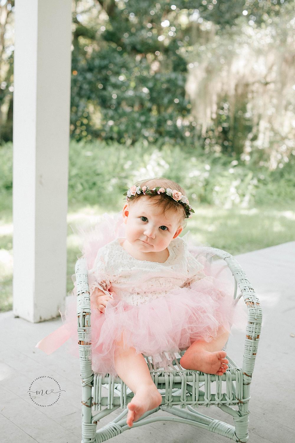 Jacksonville FL Baby Photographer