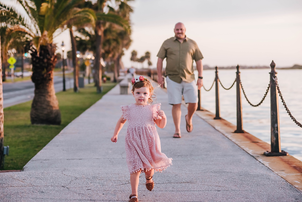family photography st augustine fl