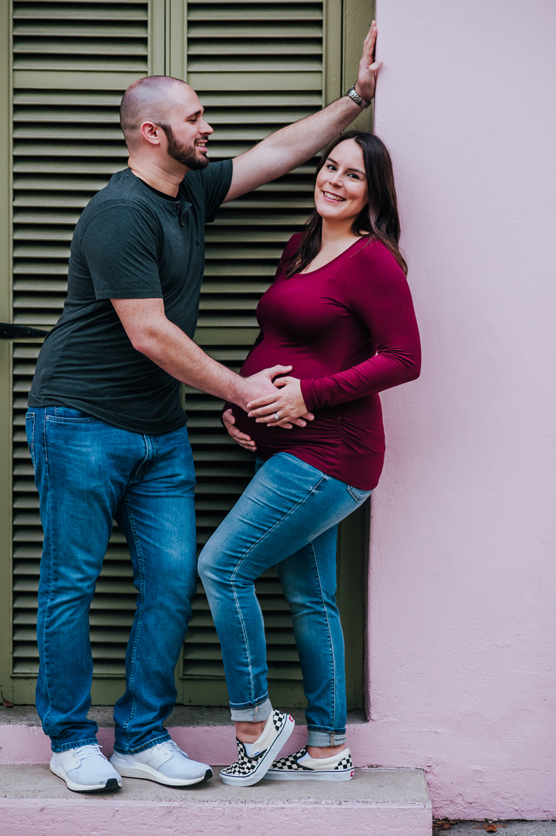 best maternity photographers in st augustine fl