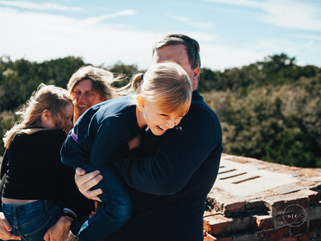 Family is Everything | Fall Family Portraits | Family Photography Jacksonville FL