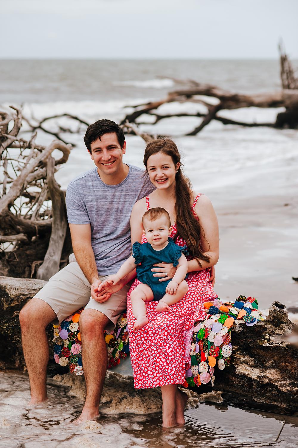 jacksonville fl beach family photographer