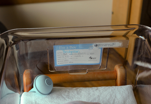 in hospital newborn photography in jacksonville fl