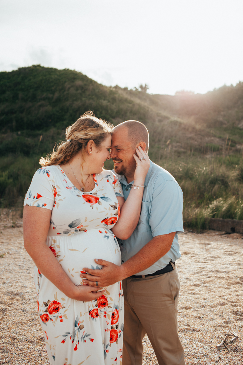 Ponte Vedra Beach Fl Maternity Photographers