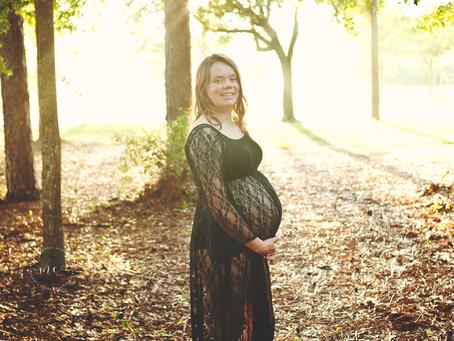 Waiting | Jacksonville FL Maternity Portraits | Jacksonville FL Maternity Photographer