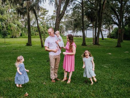 Family Photography in Jacksonville Florida