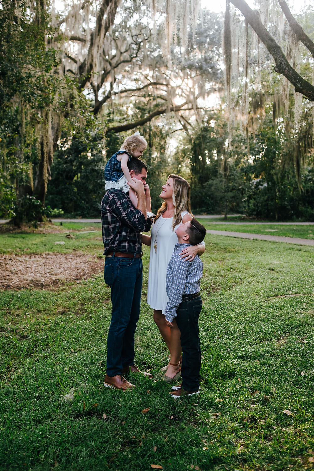 fall family photos in jacksonville fl