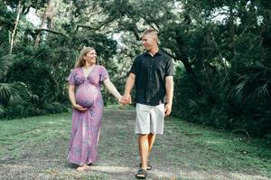 St Augustine FL Maternity Photographer