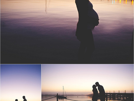 Waiting | St Augustine FL Maternity Photographer | Maternity Portraits