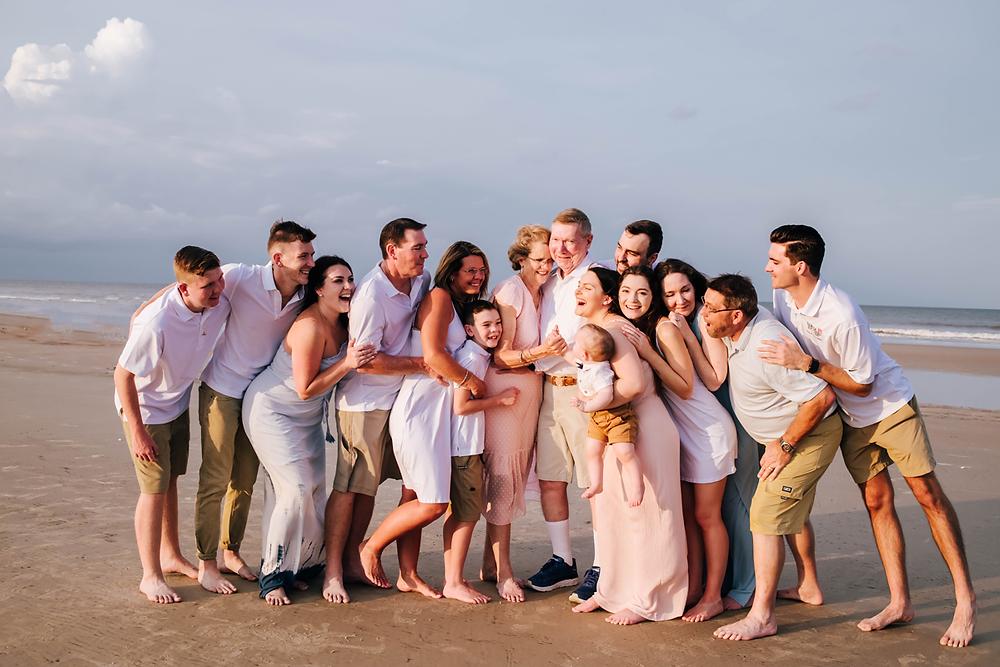 family photographer in jacksonville beach