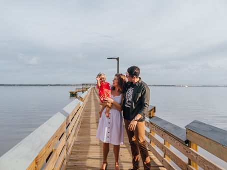 First Birthday Portraits | Jacksonville FL Family Photographer
