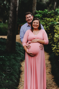 palm coast maternity portraits