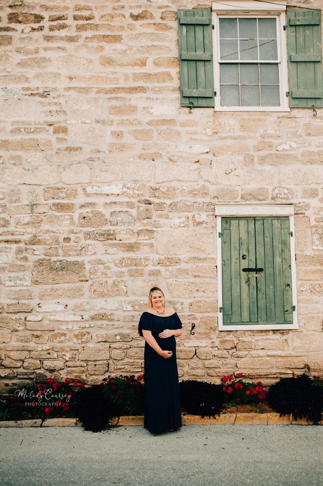 best st augustine maternity photographers