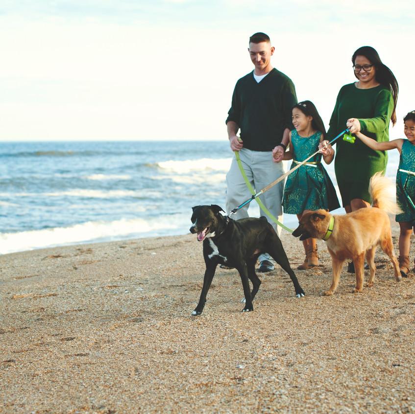 Family Photos near St Augustine FL