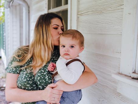 Mommy & Me | Jacksonville FL Family Photographer