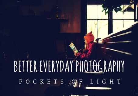 Jacksonville Family Photographer |Better Photos Everyday | Pockets of Light | Tips and Tricks | Fami