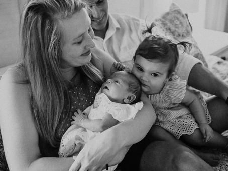 Lifestyle Newborn Photography in Jacksonville, FL
