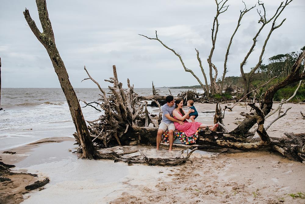 jacksonville fl beach family photographers