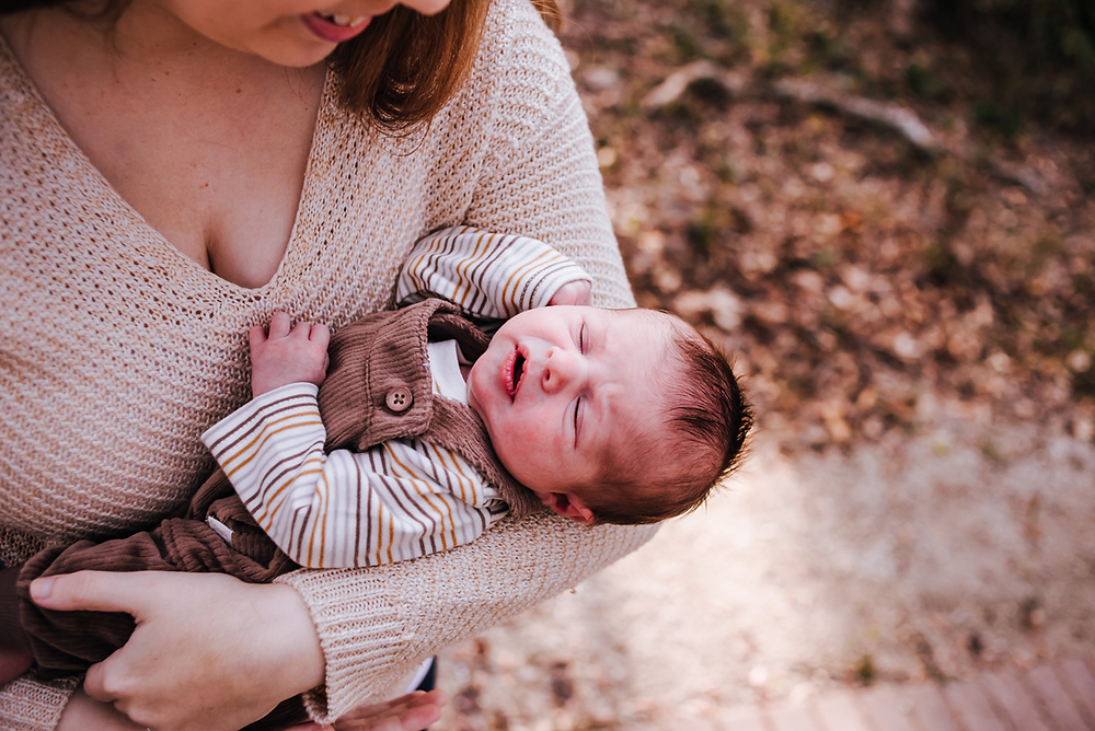 outdoor newborn photos in ponte vedra beach fl