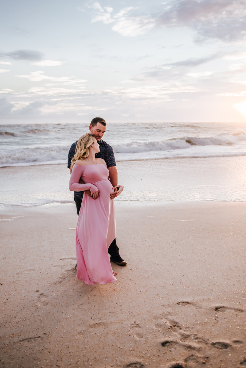 maternity photography in vilano beach fl