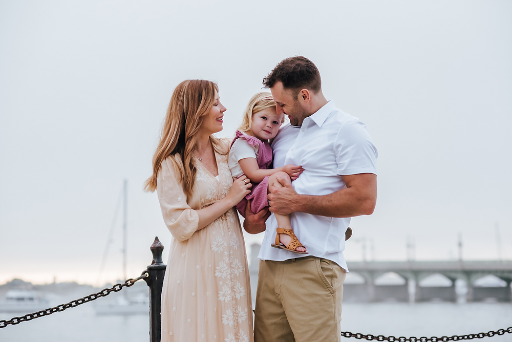 family portrait photographer st augustine fl