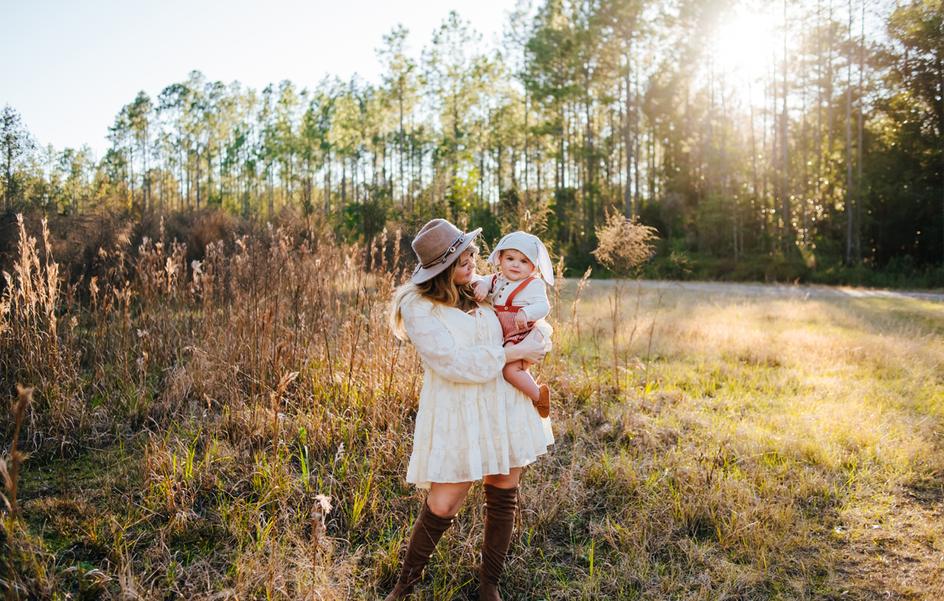 motherhood portraits in jacksonville fl