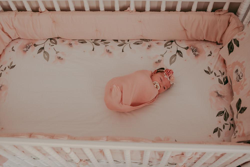 lifestyle newborn photography in jacksonville fl