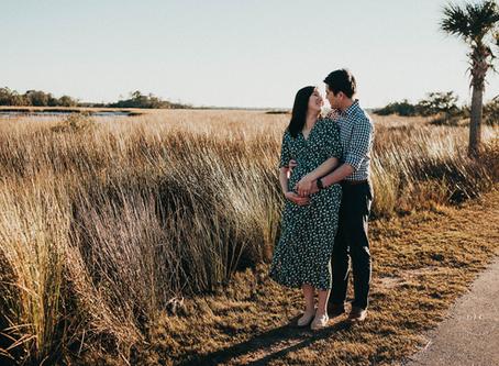 Top Maternity Photos of 2019 | Jacksonville FL Maternity Photographer | St Augustine FL Maternity Ph