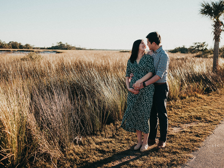 Top Maternity Photos of 2019 | Jacksonville FL Maternity Photographer | St Augustine FL Maternity Ph