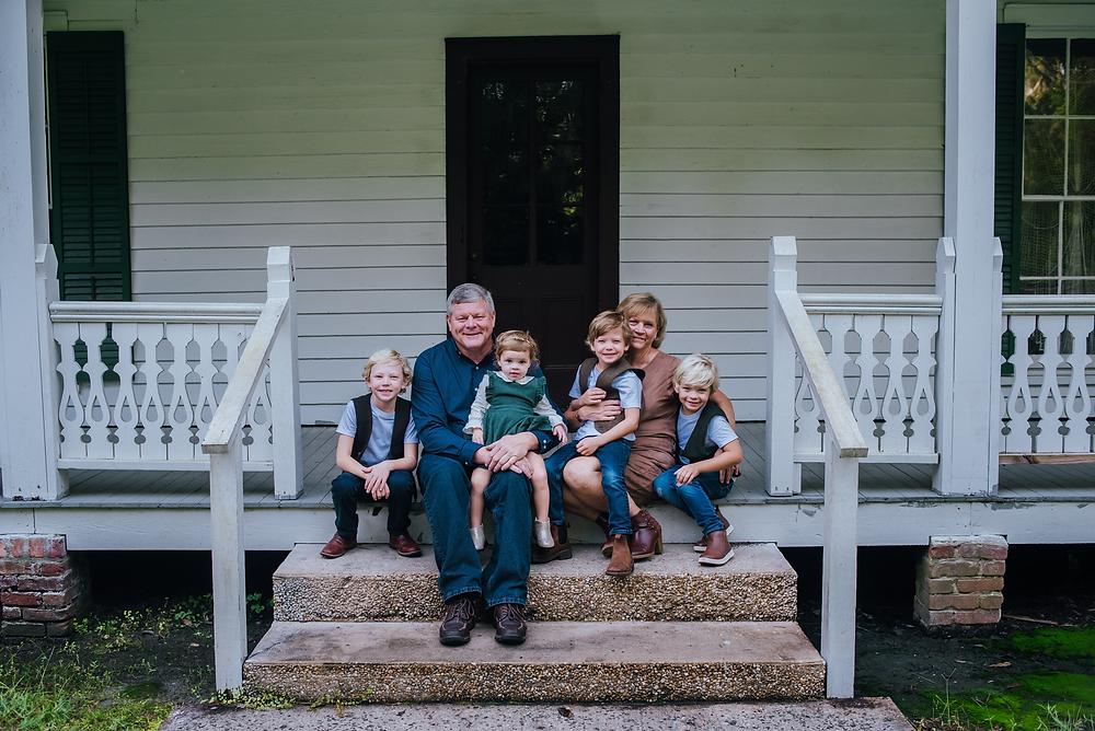 fall family photos in jacksonville fl