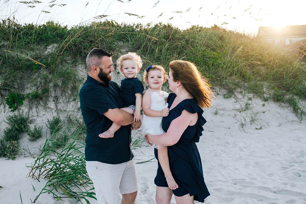 family photographer in st augustine