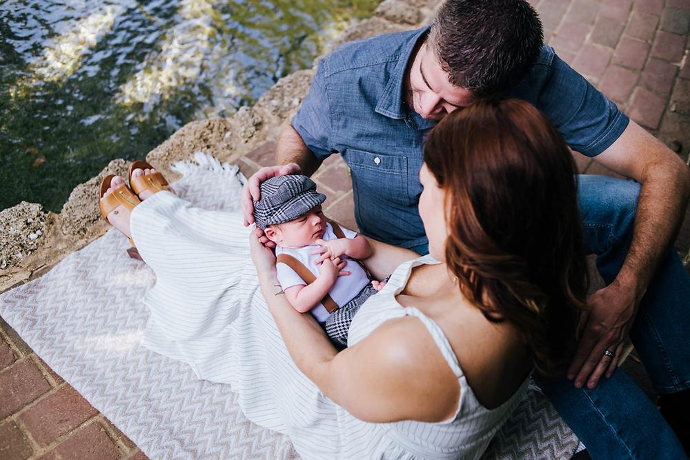 newborn photographers in st augustine