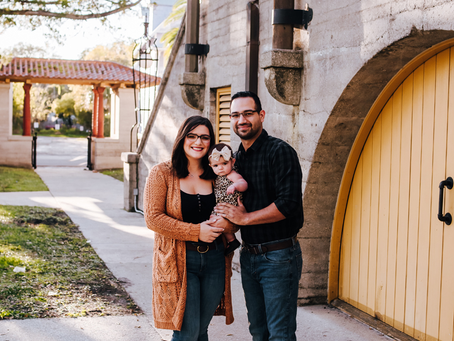 Historic St Augustine Family Photography | St Augustine FL Family Photographer