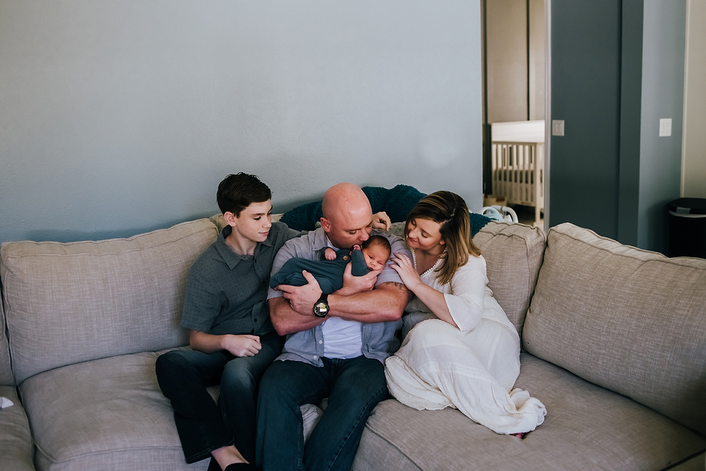 newborn photography at home st augustine