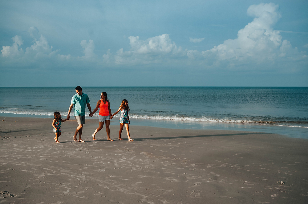 ponte vedra beach family photography