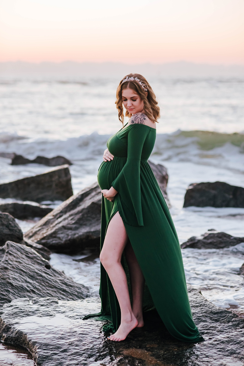 st augustine maternity photographers
