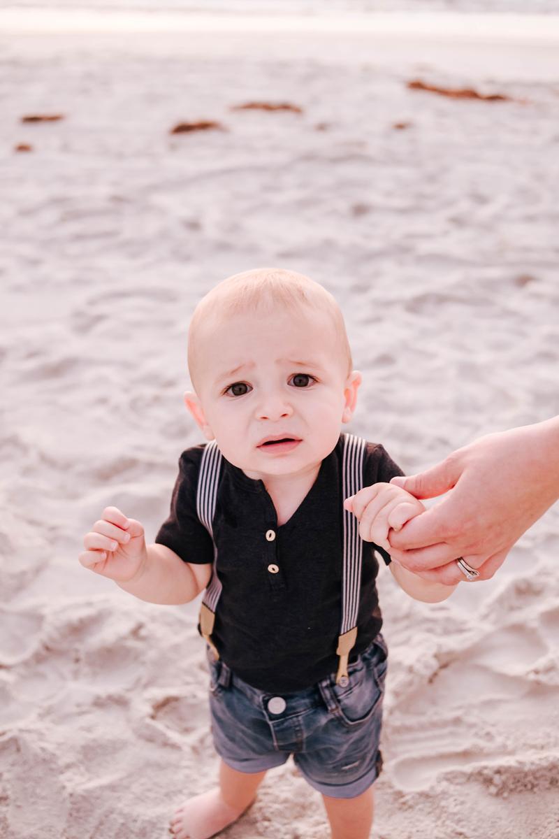 beach family photographer in jacksonville fl