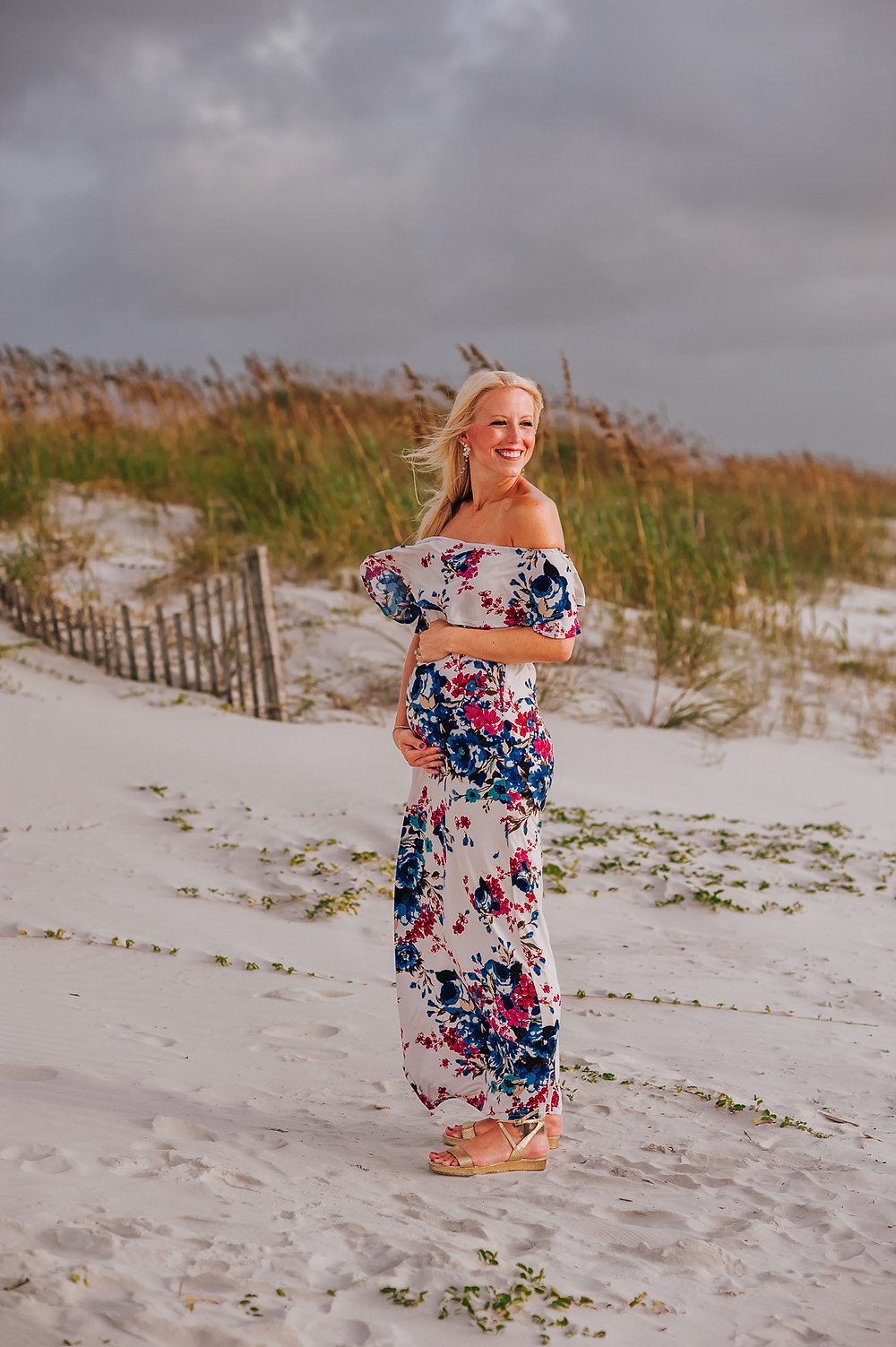 maternity photographers in st augustine beach fl