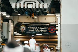 Jacksonville FL Military Homecoming Photographer