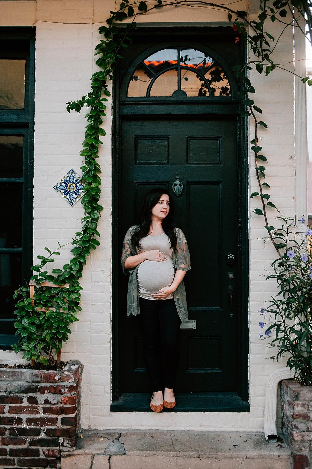 maternity photographer st augustine fl