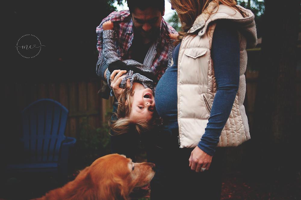 maternity photography jacksonville