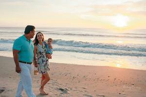 sunrise beach family photography jacksonville