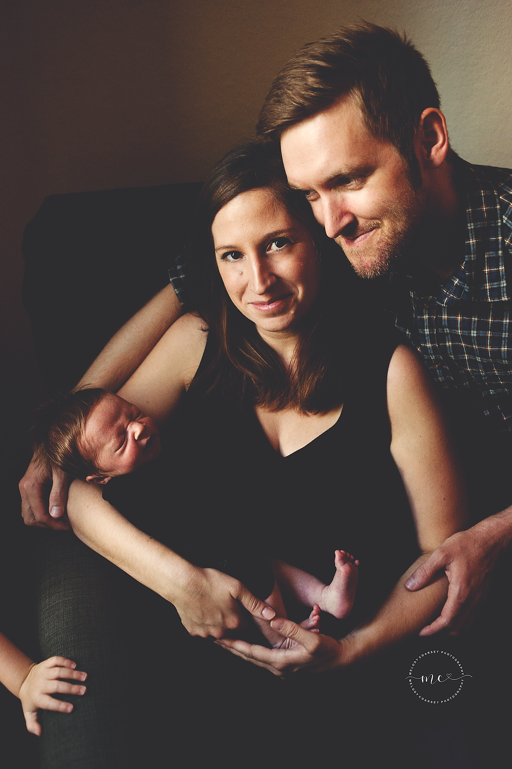 Jacksonville Fl in home newborn photographer